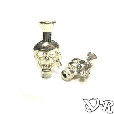 drip tip tete de mort skull 510