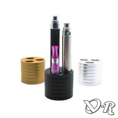 socle pour cigarette electronique rangement batterie
