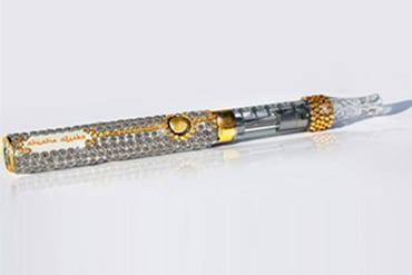 645 000 euro: La cigarette électronique la plus cher du monde
