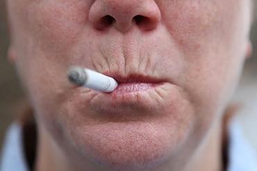 Effet du tabac sur le corps d'une femme?
