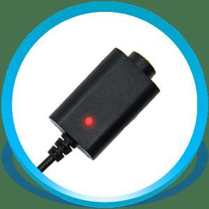 chargeur e-cigarette