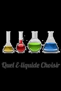 Choisir son e-liquide et taux de nicotine