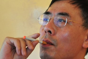 L'inventeur de la cigarette électronique ?!?