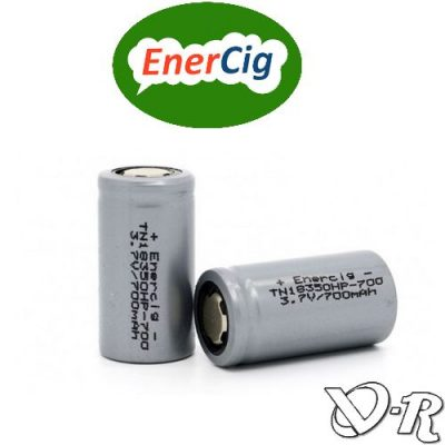 batterie accu enercig 18350 700mah 14a
