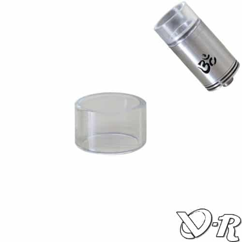 drip tip glass pyrex turbo rda
