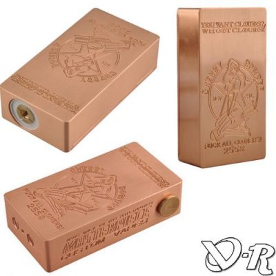 box cherry bomber copper clone