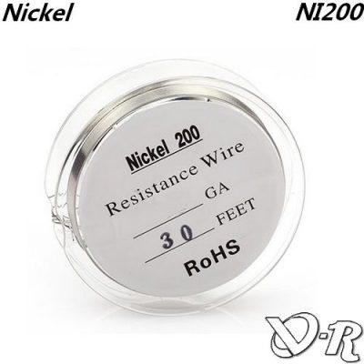 fil resistif nickel ni200