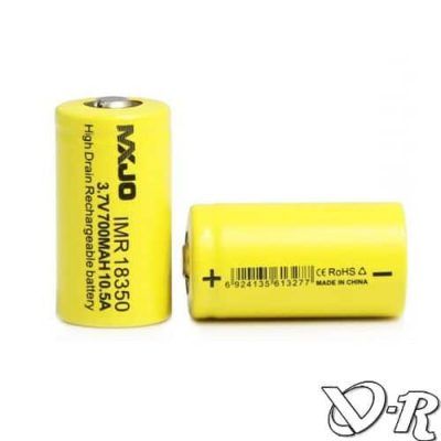 accus batterie mxjo 18350