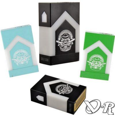 castigador box mod clone noir verte bleu