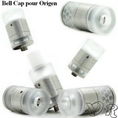 bell cap origen v2 genesis v3 dripper mkii 6ml mk2 4ml