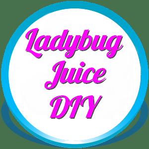 ladybug juice diy