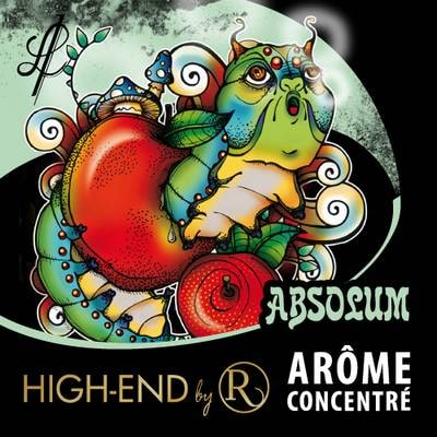 arôme concentré absolum revolute high end