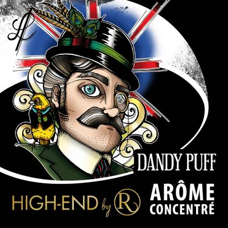 arôme concentré dandy puff revolute high end
