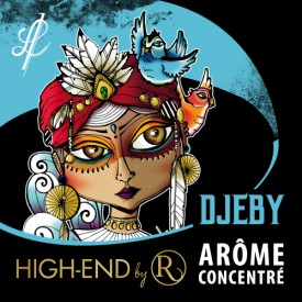 arôme concentré djeby revolute high end