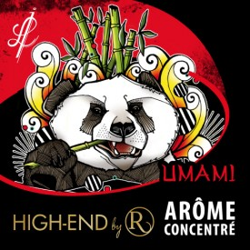 arôme concentré unami revolute high end