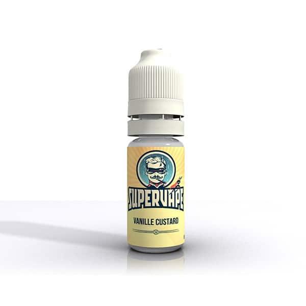 arôme vanille custard supervape diy