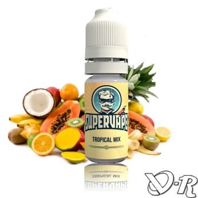 tropical mix supervape diy