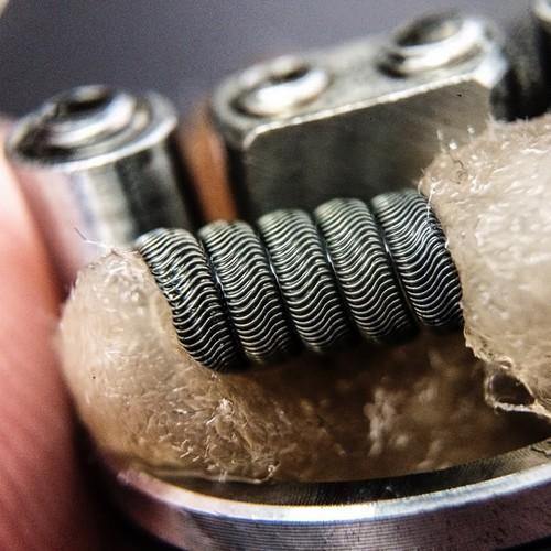 alien clapton coil