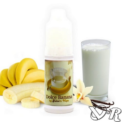 arôme dolce banana juice'n vape diy
