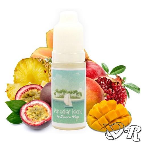 arôme paradise island juice'n vape diy