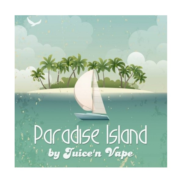 concentre paradise island juice'n vape