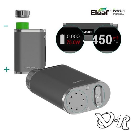 box pico eleaf wv tc 75w
