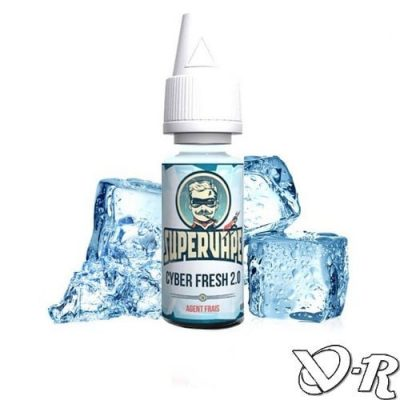 additif cyber fresh 2.0 suopervape