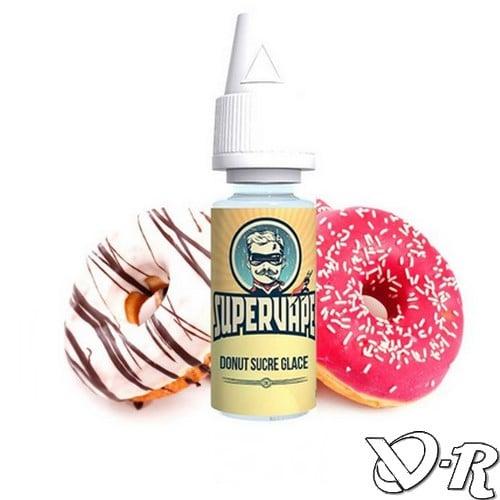 arôme concentré donuts sucre glace supervape