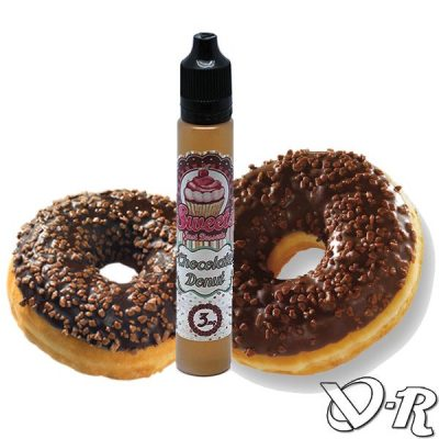 e liquide chocolate donut sweets just desserts