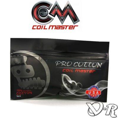 coton pro cotton coil master