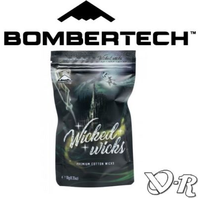 coton wicked wicks premium cotton