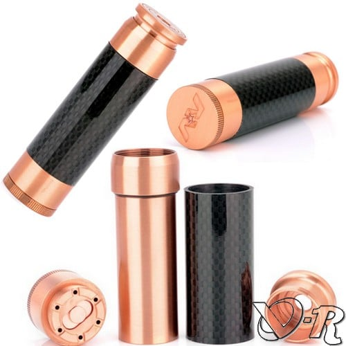 mod able av carbon copper clone