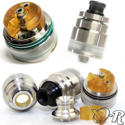 atomiseur ddp one tank ddp vapes clone