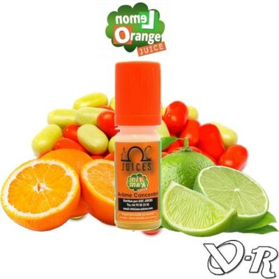 arome concentre lemon orange juice diy 10ml