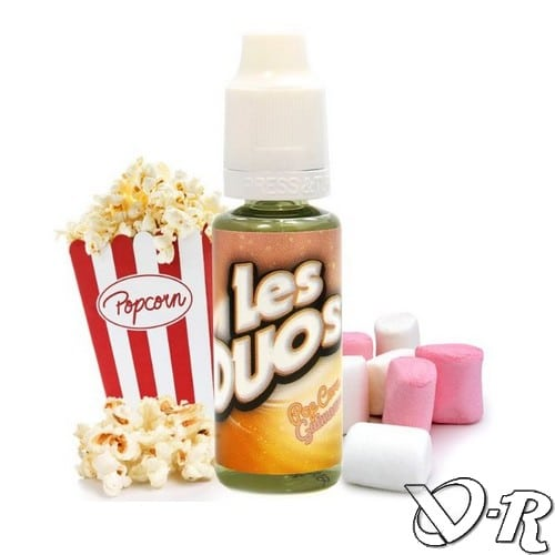 arome popcorn guimauve les duos revolute