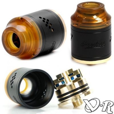dripper peerless geekvape rda bottom feeder bf