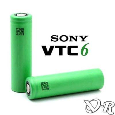 batterie accu sony vtc6 3120mah 30a