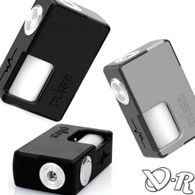 box pulse vandy vape 18650 20700 bottom feeder