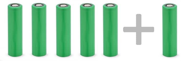 code promo batterie accu 18650