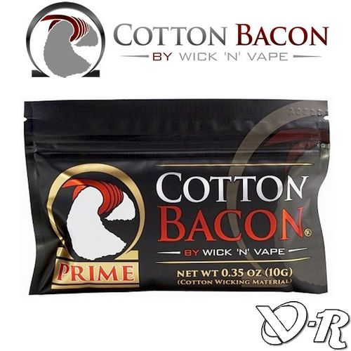 cotton prime wick n vape