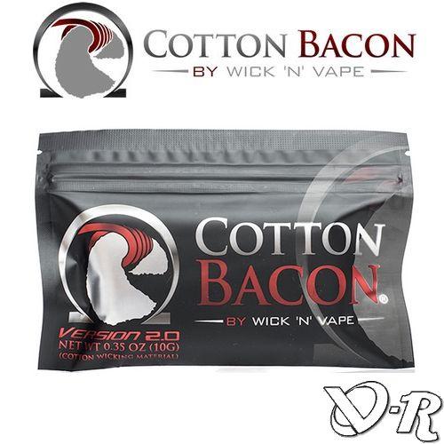 cotton bacon v2 wick n vape