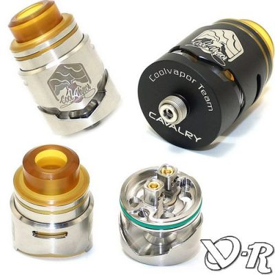 atomiseur calvary rdta cool vapor bottom feeder