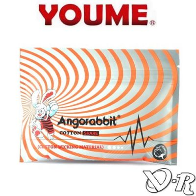coton angorabbit orange youme