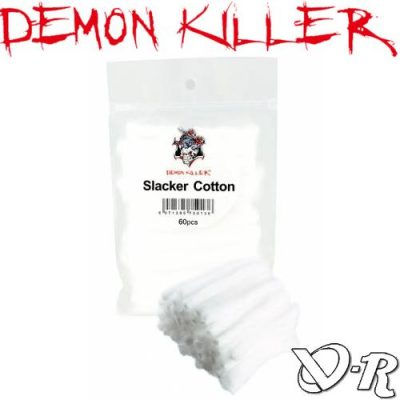 coton slacker cotton meche demon killer