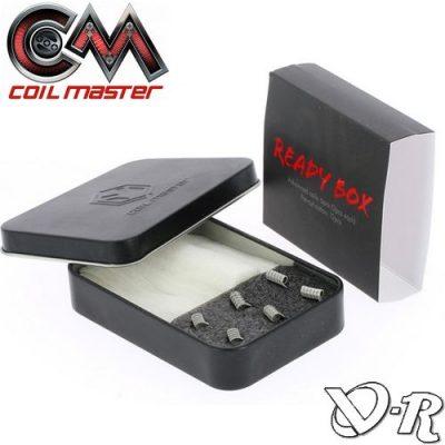 ready box coil master