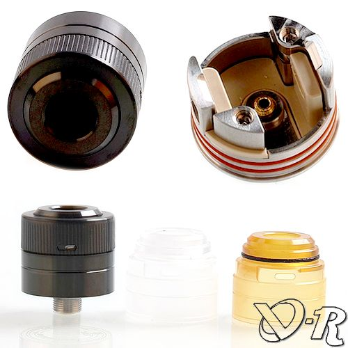 dripper space5 rda clone 22mm mtl