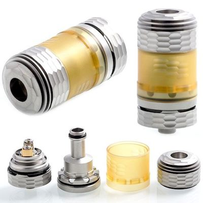atomiseur hussar the end clone rta