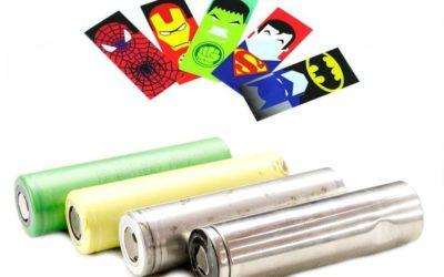 Wrap : réparation accus et batteries pour mods