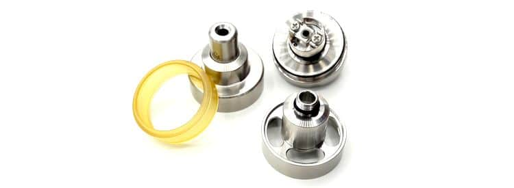 atomiseur single coil mtl