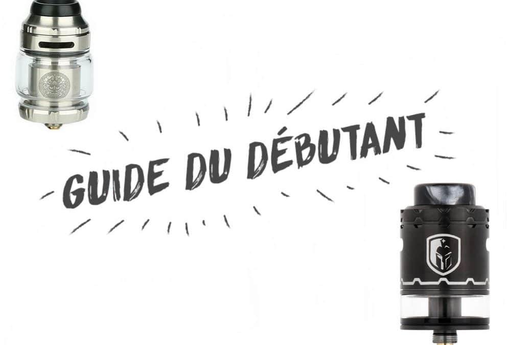 Choisir son atomiseur tank ! Guide du débutant…..